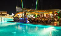 "Pool & Cocktail Bar ""GLARUS"" Sunny Beach"