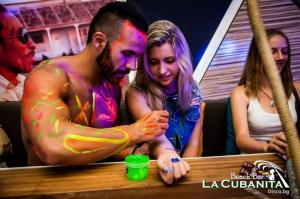 NEON Party at LA CUBANITA