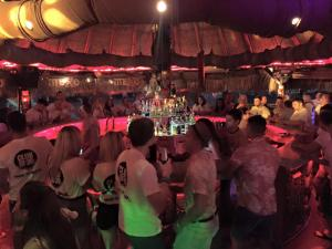 Party at Beach Bar MEXO
