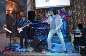 Party with WHATS UP Live Band