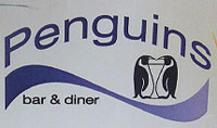"Party Pub Bar & Dinner ""PENGUINS / Ex-FORTUNA"""