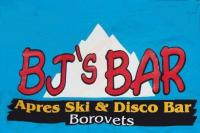 "Apres Ski Bar ""THE BJs BAR"" Borovets"