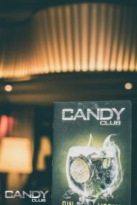 Top Cocktails CANDY CLUB