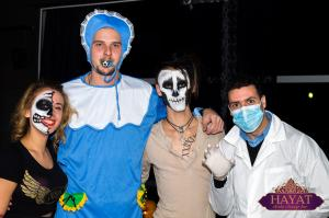 Halloween Party at HAYAT Sofia