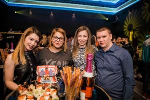Grand Opening EDEN BAR Sofia