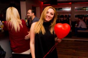 Valentines Day at CLUB TWINS