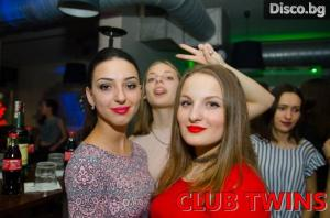 Russian party at TWINS CLUB Sofia