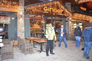 Christmas at Bar & Dinner GINGER Bansko