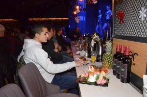 New Years Eve at GINGER Bansko