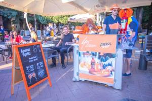 Summer Aperol Spritz Party at 42 Side Bar Sofia