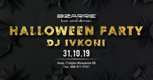 Halloween party at BIZARRE